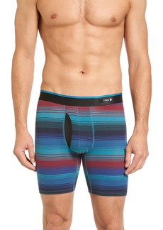 Stance Nevermind Stripe Stretch Cotton Boxer Briefs