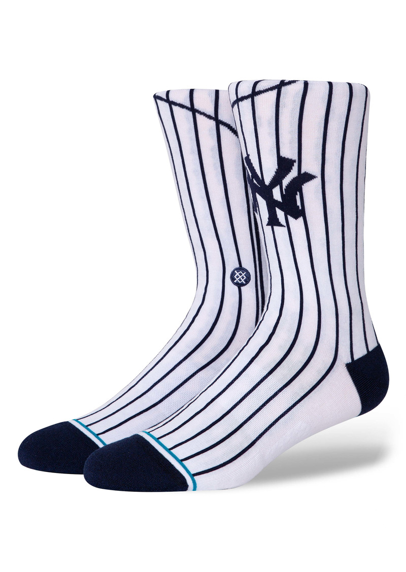 Stance New York Yankees Crew Socks