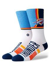 Stance Oklahoma City Thunder Crew Socks