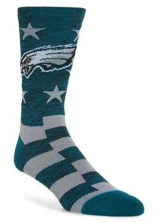 Stance Philadelphia Eagles Banner Socks