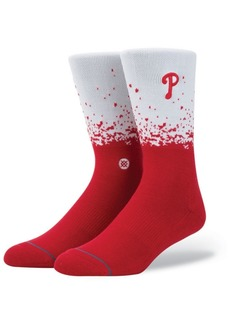 Stance Philadelphia Phillies Fade Crew Socks