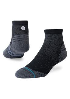 Stance Run QTR Socks