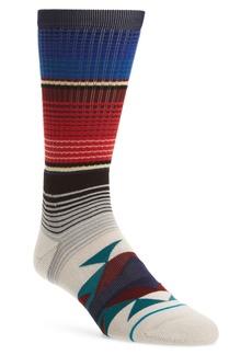 Stance San Blas Crew Socks