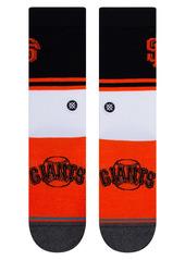 Stance San Francisco Giants Crew Socks