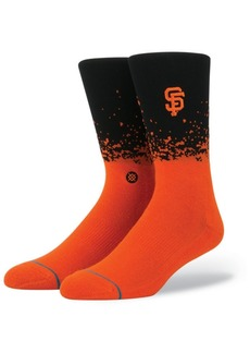 Stance San Francisco Giants Fade Crew Socks