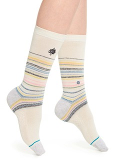 Stance Shannon Stripe Crew Socks