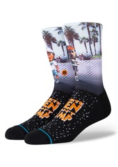 Stance Sid & Billy Crew Socks