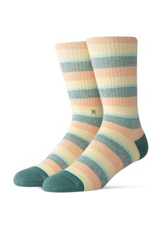 Stance Sliced Striped Socks