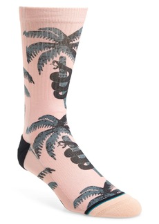 Stance Snake Palm Socks