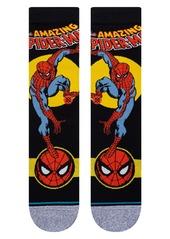 Stance Spider-Man Marquee Crew Socks