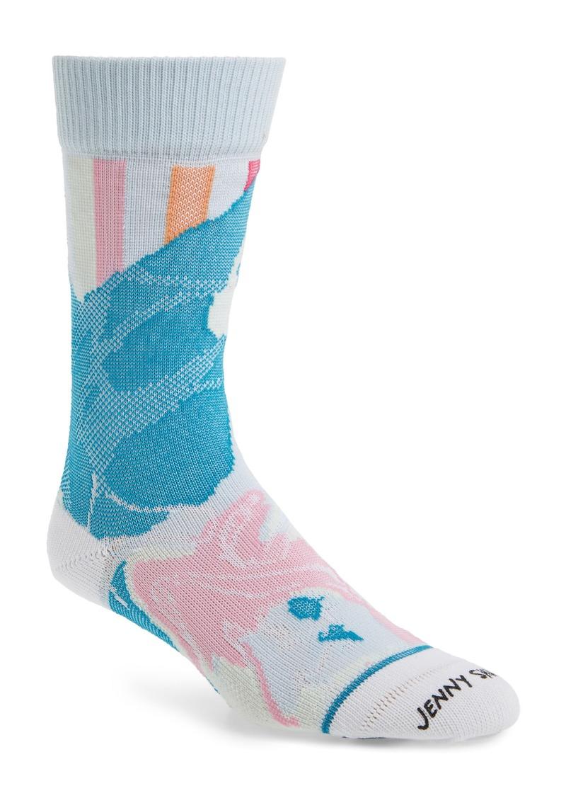 Stance Spilled Color Crew Socks