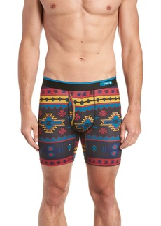 Stance Station Patterned Boxer Briefs