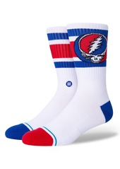 Stance Steal Your Face Crew Socks