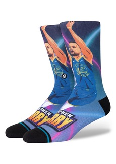 Stance Stephen Curry Fast Break Crew Socks