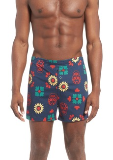 Stance Visita Los Muertos Relaxed Fit Boxer Briefs