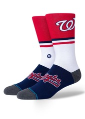 Stance Washington Nationals Crew Socks