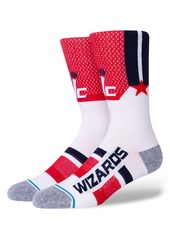 Stance Washington Wizards Crew Socks