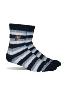 Stance Women's Indiana Pacers Fuzzy Steps Socks