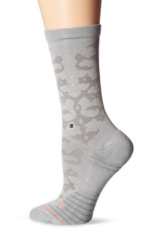 Stance Women's La Sagrada Premium Antimicrobial Arch Support Athletic Crew Sock