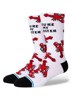 Stance Women's You're My Lobster Crew Socks