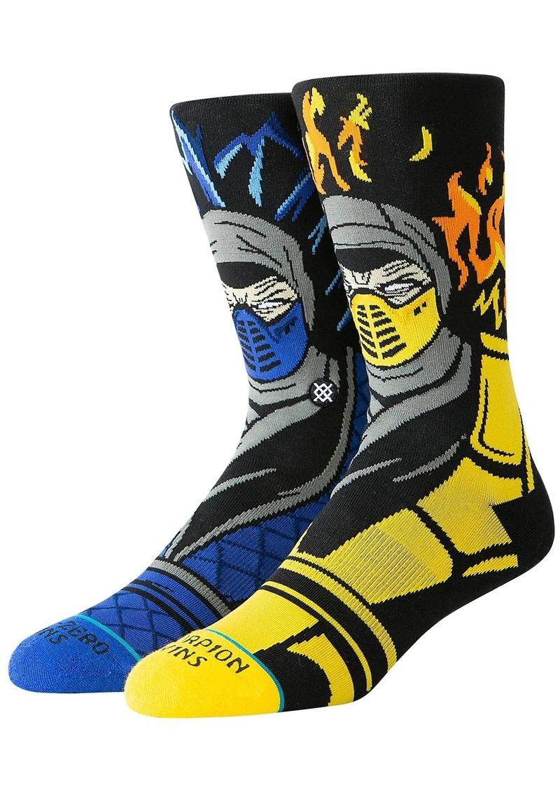 Stance Sub Zero Vs Scorpion Lightweight Socks