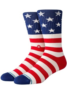 Stance The Fourth St Cotton Blend Socks