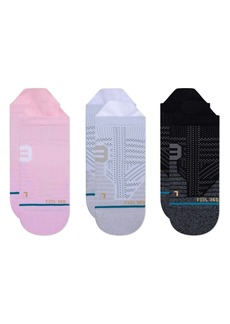 Women's Stance Assorted 3-Pack Athletic Tab Socks