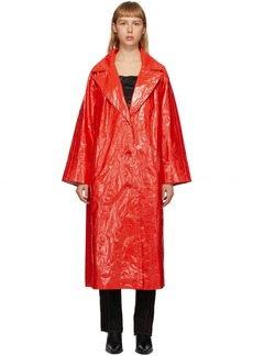 Stand Studio Red Lexie Coat