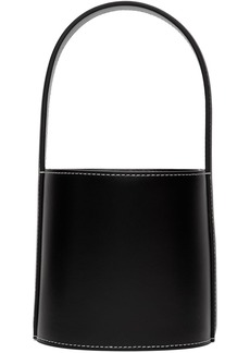STAUD Black Mini Bissett Bag