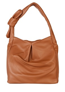 STAUD Island Leather Tote Bag