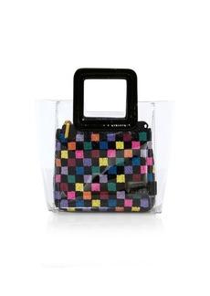 STAUD Mini Shirley Beaded Bag