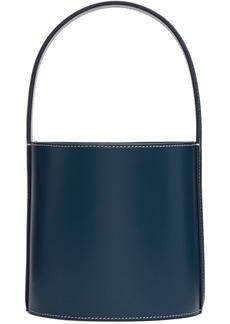 STAUD Navy Bissett Bag