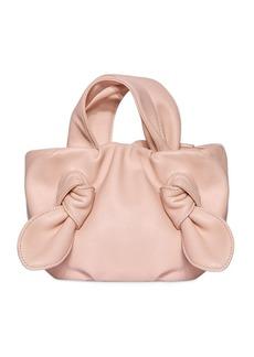 STAUD Ronnie Leather Top Handle Bag
