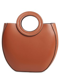 STAUD Frida Leather Handbag