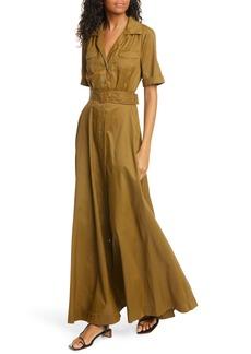 STAUD Millie Maxi Dress