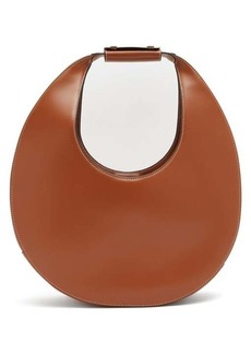 Staud Moon large leather shoulder bag