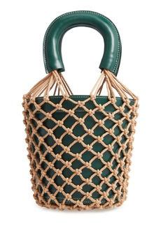 STAUD Moreau Cage Bucket Bag