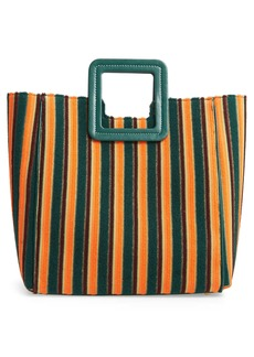 STAUD Shirley Stripe Terry Satchel (Nordstrom Exclusive Color)