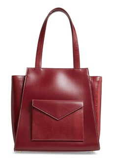 STAUD Wyatt Leather Tote