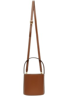 STAUD Tan Bissett Bag