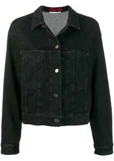 Stella McCartney logo print denim jacket