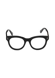 Stella McCartney 49MM Round Core Optical Glasses