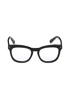 Stella McCartney 50MM Core Square Optical Glasses
