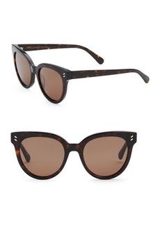 Stella McCartney 52MM Round Sunglasses