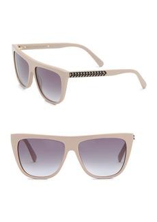 Stella McCartney 56MM Shield Sunglasses