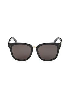 Stella McCartney 56MM Square Sunglasses