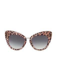 Stella McCartney 62MM Cat Eye Sunglasses
