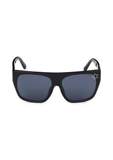 Stella McCartney 65MM Core Square Sunglasses