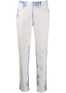 Stella McCartney acid wash jean