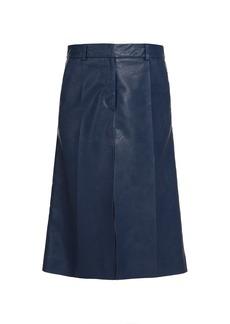 Stella McCartney Alisha Faux-Leather Skirt
